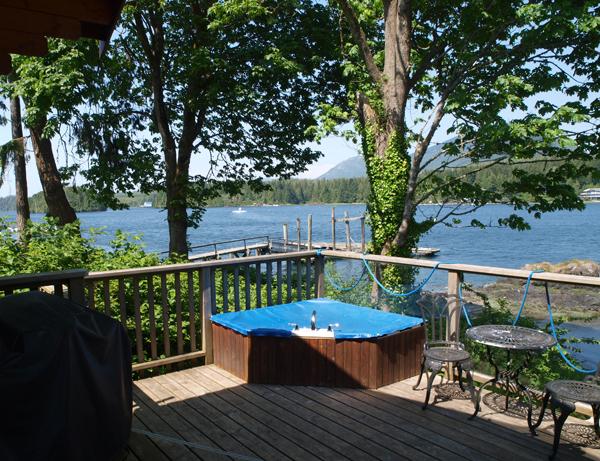 Cabin 2 deck